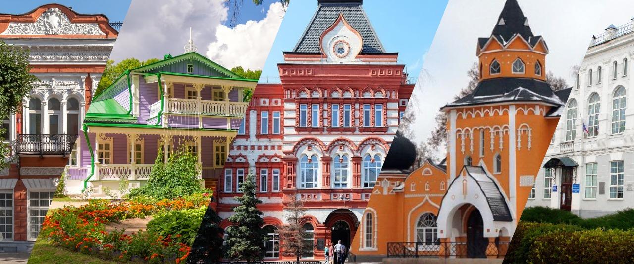 Бирюзовое кольцо России. Архитектура.